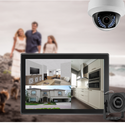 Sistema CCTV hasta 50 puntos