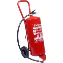 Carro extintor de 25kg...
