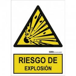 RIESGO DE EXPLOSIÓN