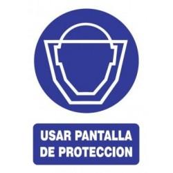 SEÑAL USO DE PANTALLA DE...