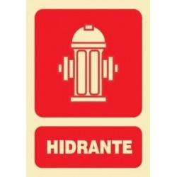 SEÑAL HIDRANTE